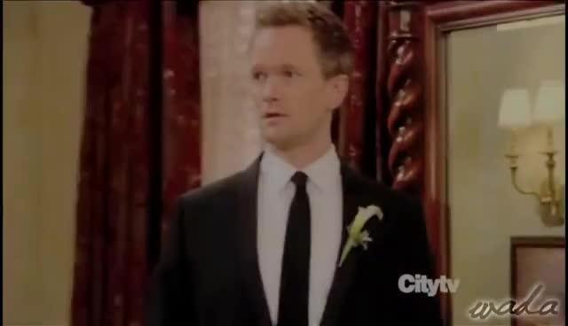 Barney, Robin, ccavm, Robin is the bride GIFs