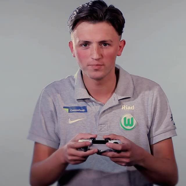 Watch RIAD Fifa GIF by VfL Wolfsburg (@vflwolfsburg) on Gfycat. Discover more related GIFs on Gfycat