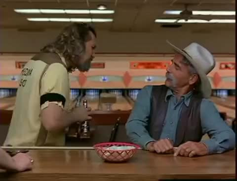 Watch and share Jeff Bridges GIFs and Sam Elliott GIFs on Gfycat