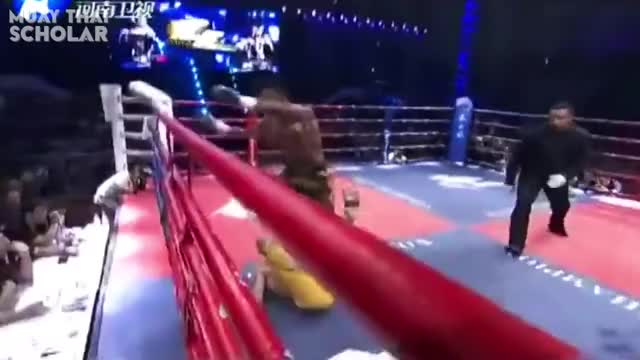 Watch and share Kickboxing Counters GIFs and Muay Thai Highlight GIFs on Gfycat