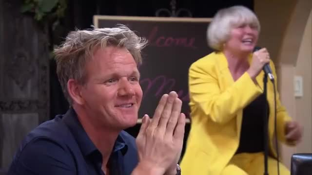 Watch this awkward GIF on Gfycat. Discover more Recipe, celebs, cookery, cooking, food, gordon, gordon ramsay, ramsay, recipes GIFs on Gfycat