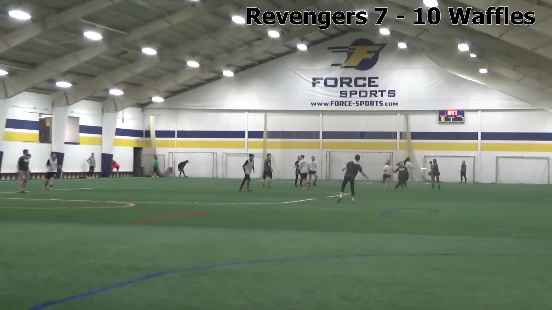Cleveland Ultimate, Sports, a great cut and a great throw by iris, and another example of us over-pursuing on the mark, giving up the break GIFs