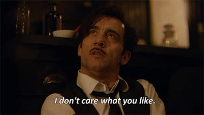 Watch and share I Don't Care GIFs and Clive Owen GIFs on Gfycat