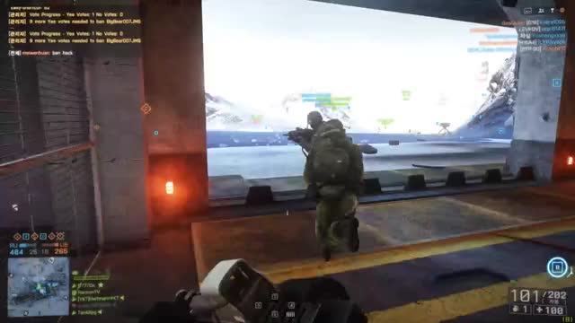 Watch BattleField4 GIF by @sg6016 on Gfycat. Discover more BattleField4; RacconTV GIFs on Gfycat