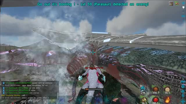 Watch vlc-record-2019-02-09-02h06m25s-ARK Survival Evolved 2019.02.09 - 01.14.38.02.DVR.mp4- GIF on Gfycat. Discover more arksurvivalevolved GIFs on Gfycat