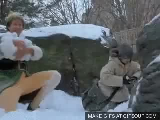 Watch and share Snowball GIFs on Gfycat