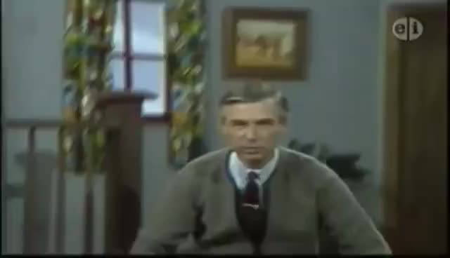 Mr Rogers It S A Beautiful Day In This Neighborhood Gif Gfycat