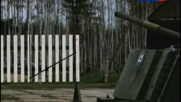 militarygfys, shockwaveporn, thingsthatblowup, T-90MS emptying a pond. (reddit) GIFs