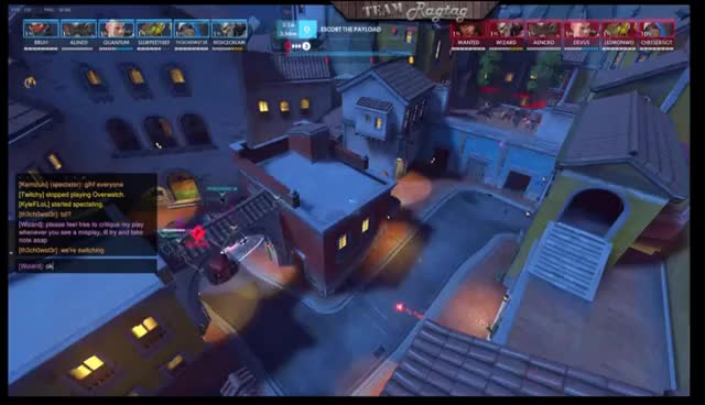 Watch and share Ragtag ESports Vs Berkly 1.28.17 GIFs on Gfycat