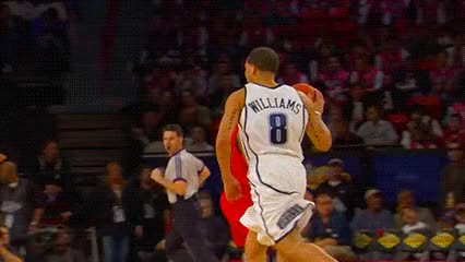 Watch Deron Williams and David Lee — 2007 Rookie Challenge GIF by Off-Hand (@off-hand) on Gfycat. Discover more 021607 GIFs on Gfycat