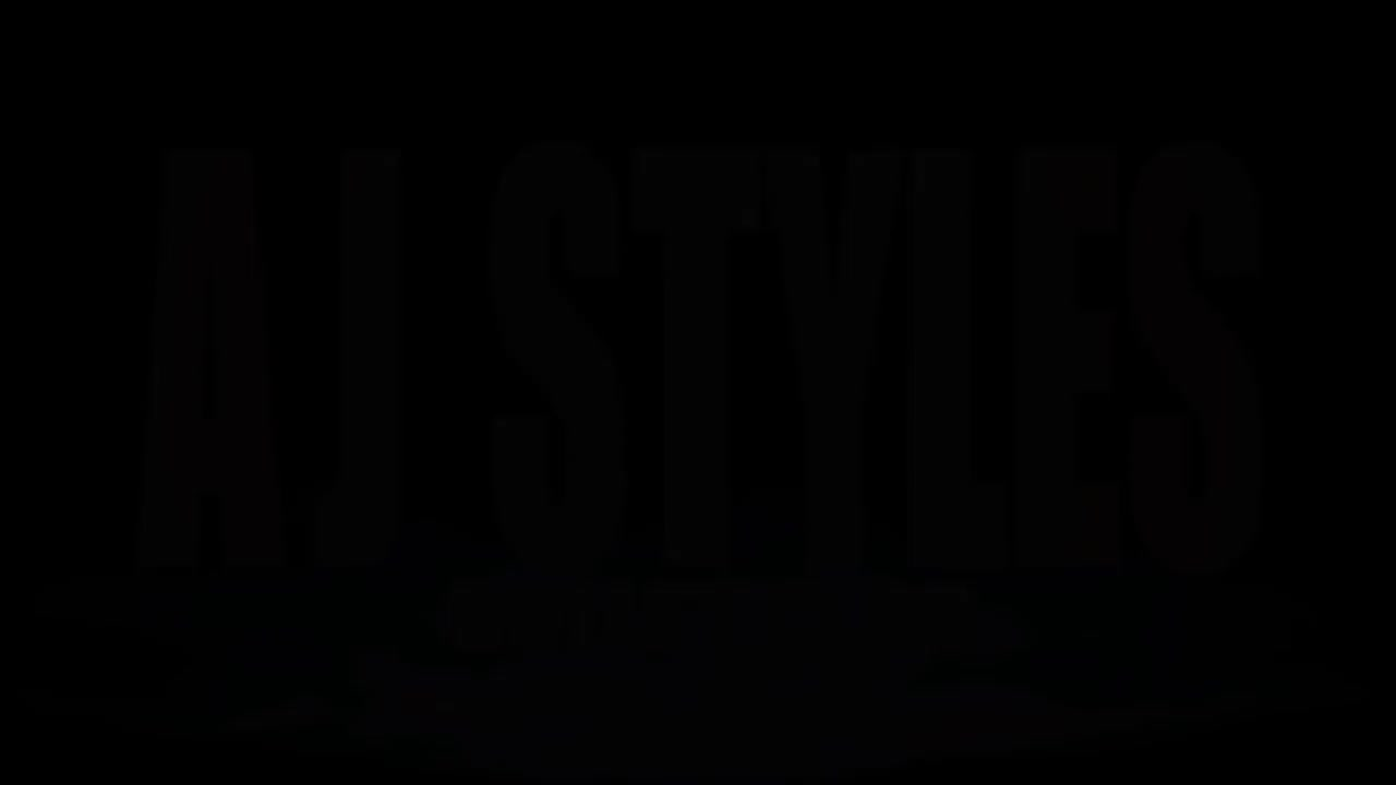 NJPW, Superstar, iwgp, titantron, wrestler, wrestling, wwe, AJ Styles |