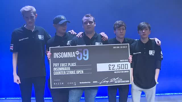 Watch Insomnia59 - Hearthstone Grand Finals! GIF by @briggley on Gfycat. Discover more GlobalOffensive, globaloffensive GIFs on Gfycat