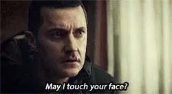 Watch and share Francis Dolarhyde GIFs and Richard Armitage GIFs on Gfycat