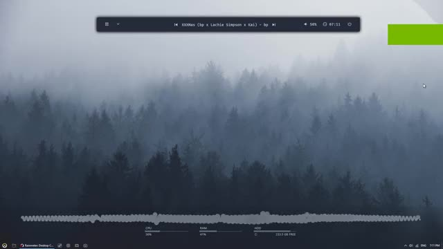 Watch Rainmeter Showcase GIF on Gfycat. Discover more related GIFs on Gfycat