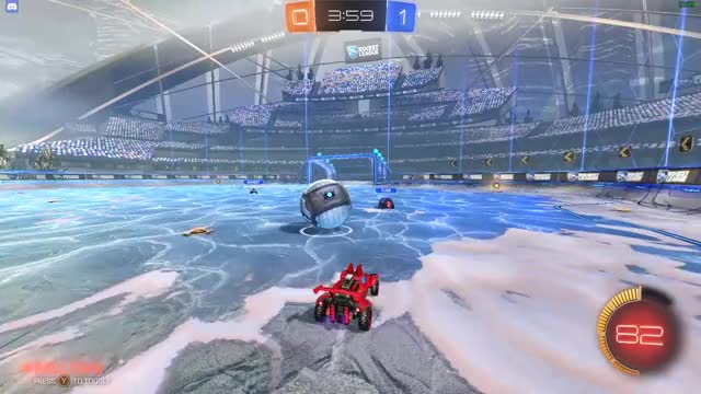 Watch and share Friendly Fire GIFs and Rocket League GIFs by qwertyum110896 on Gfycat