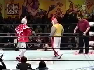 Watch THE Greatest Wrestling Sequence EVER!  ^_^ GIF on Gfycat. Discover more People & Blogs, Puroresu, ebessan, kikutaro, kuishinbo, rcehoppe GIFs on Gfycat
