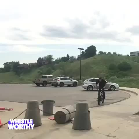 Watch and share Whistle Worthy GIFs and Bmx GIFs by Master1718 on Gfycat