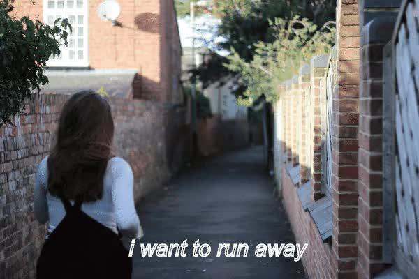 Watch and share Run Away GIFs on Gfycat