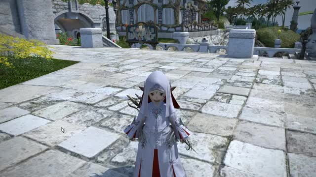 Watch and share Final Fantasy XIV White Mage Artifact Weapon GIFs by devocorum on Gfycat