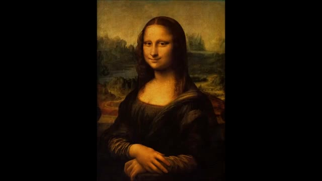 Watch and share Monalisa GIFs and Alive GIFs on Gfycat
