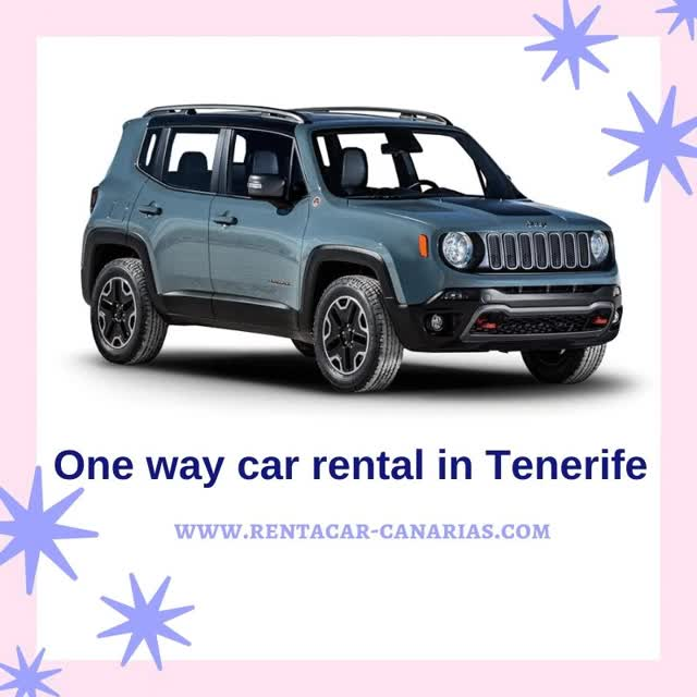 Watch and share One Way Car Rental In Tenerife GIFs by rentacarcanarias on Gfycat