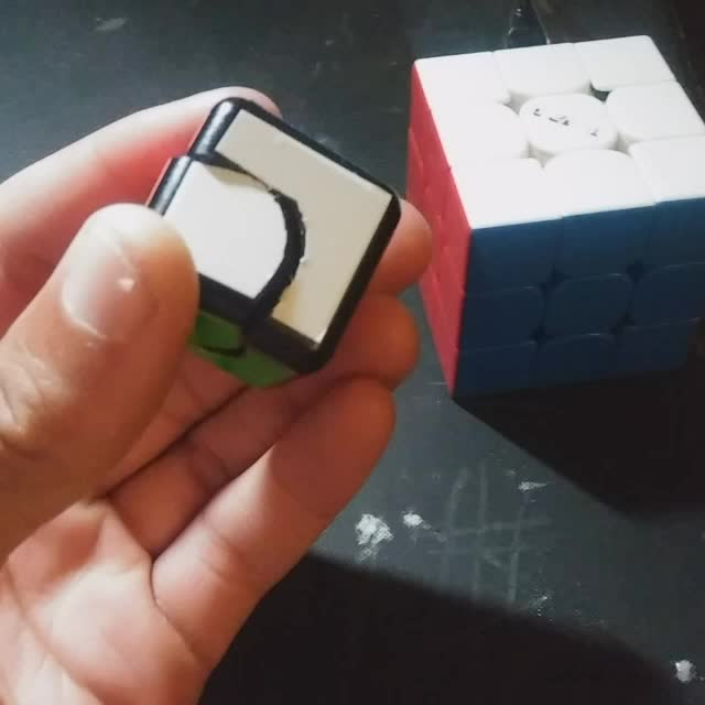 Cubers, cube spinner GIFs