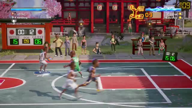 Watch NBA Playgrounds GIF by @hitthepass on Gfycat. Discover more related GIFs on Gfycat