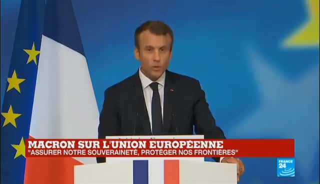Watch and share Emmanuel Macron GIFs on Gfycat