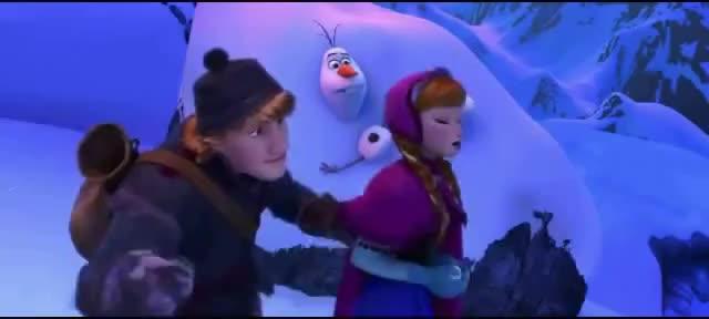 frozen, Frozen   Marshmallow Chase Scene GIFs
