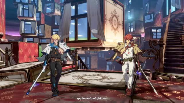 Watch and share Guilty Gear Strive GIFs and Love Of The Fight GIFs by Love of the Fight on Gfycat
