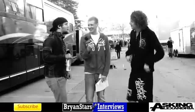 Watch and share Asking Alexandria GIFs on Gfycat