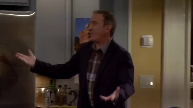 Watch and share Tim Allen GIFs and Hug GIFs on Gfycat