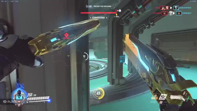 Watch and share Overwatch GIFs and Attackow GIFs by AttackOW on Gfycat