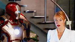 Watch collect your scars and wear them well GIF on Gfycat. Discover more 500challenge, iron man, iron man 3, marvel, movies, pepper potts, pimh, superhero otp, tony stark GIFs on Gfycat