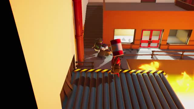 Watch and share Gang Beasts 20180310141546 GIFs on Gfycat