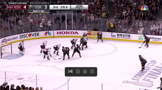 Watch and share Washington Capitals GIFs and Golden Knights GIFs on Gfycat