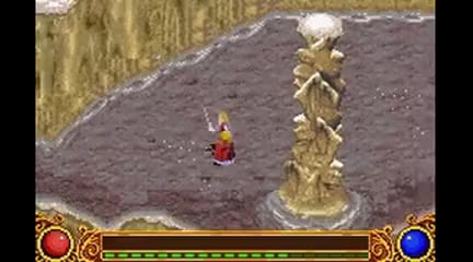 lord of the rings gba