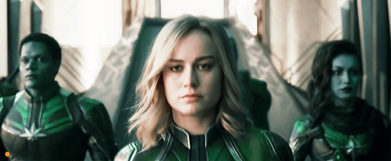 brie larson, captain marvel, celebs, marvel, marvel cinematic universe, mcu, Brie Larson Captain Marvel GIFs