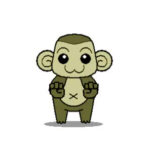 Watch and share Dancing Monkey GIFs on Gfycat