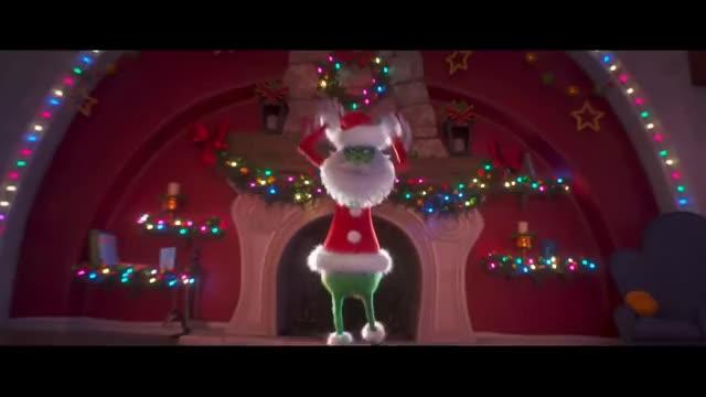Watch EL GRINCH - Clip 10 GIF on Gfycat. Discover more Illumination, Lorax, Minions, NAVIDAD, animaci, canta, coco, estreno, ginch, grinch, gru, mascotas, max, trailer, villaquien GIFs on Gfycat