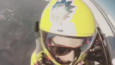 skydive, skydiving, Head Down Exit GIFs