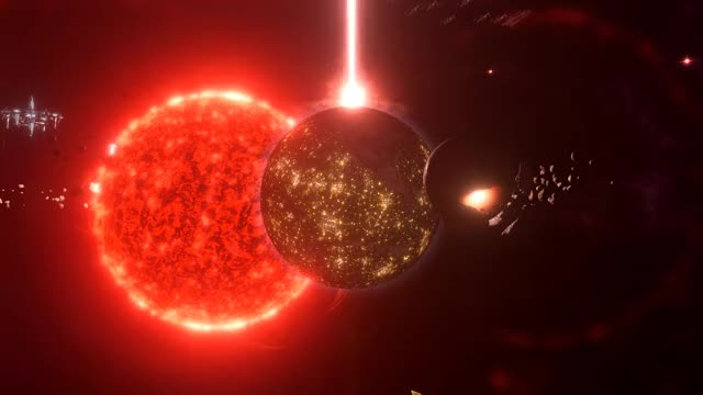 Watch kaboom GIF on Gfycat. Discover more gaming, plaent cracker, space, stellaris GIFs on Gfycat