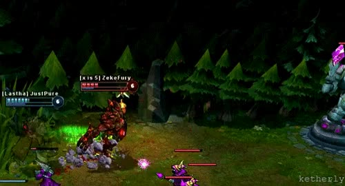 Fly-by Dunk : leagueoflegends GIFs