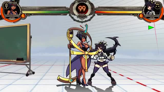 Watch and share Playstation GIFs and Skullgirls GIFs on Gfycat