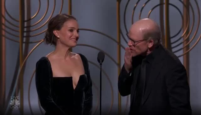 Watch this natalie portman GIF by GIF Reactions (@visualecho) on Gfycat. Discover more Golden Globes, GoldenGlobes, Natalie Portman, funny, golden globes, goldenglobes, natalie portman GIFs on Gfycat
