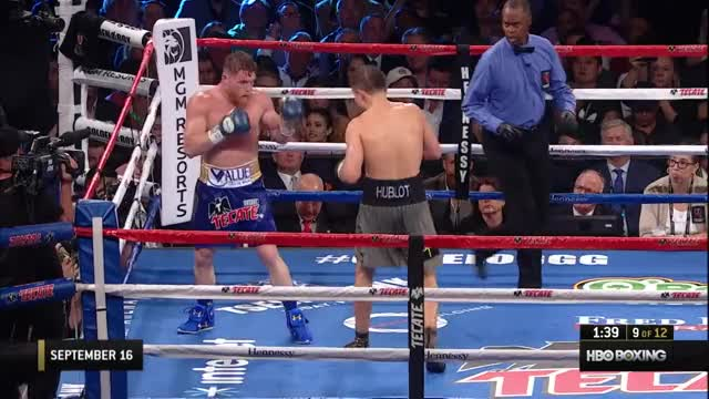 Watch HBO Boxing's Best 2017: Canelo vs. Golovkin GIF on Gfycat. Discover more 2017, Canelo Alvarez, Chocolatito, Gennady Golovkin, HBO Boxing, HBO Pay-Per-View, Miguel Cotto, PPV, Sadam Ali, Sor Rungvisai, boxing GIFs on Gfycat