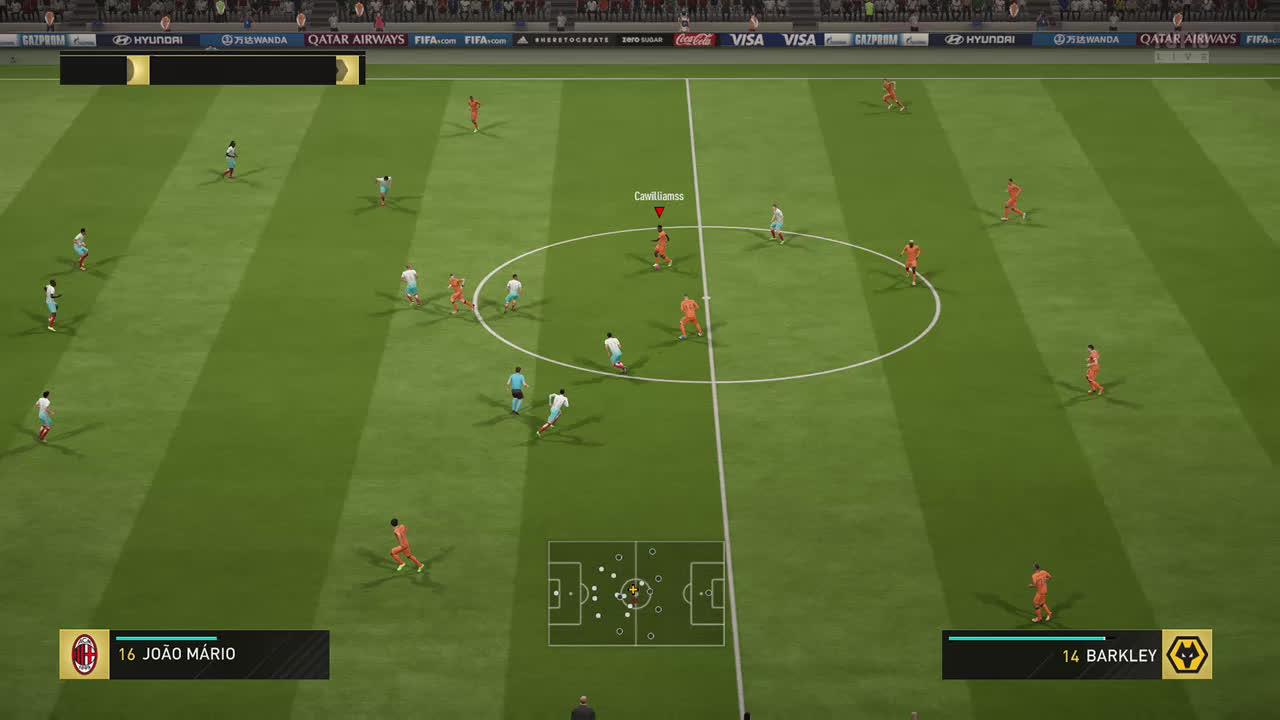 Cawilliamss, FIFA18, xbox, xbox dvr, xbox one, Fifa GIFs