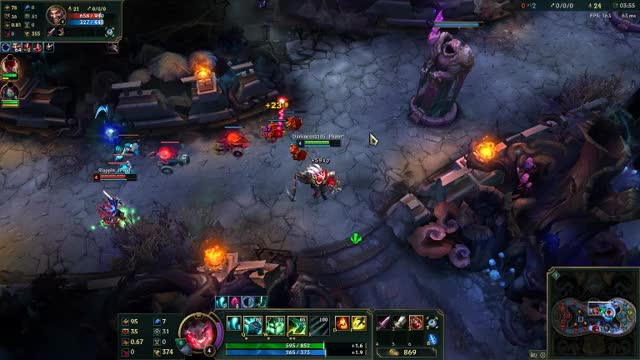 Watch 3v3 fun GIF by Overwolf (@overwolf) on Gfycat. Discover more Gaming, Kill, LeagueOfLegends, Overwolf, Thresh, Win GIFs on Gfycat