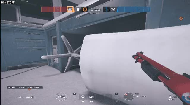 Watch and share Rainbowsix GIFs and Siege GIFs by psj1027 on Gfycat