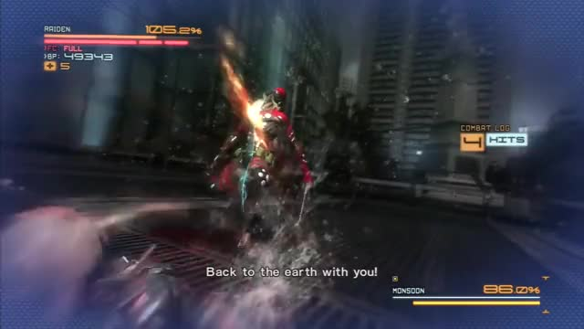 Watch and share Metal Gear Rising GIFs and Revengeance GIFs on Gfycat